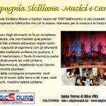 COMPAGNIA SICILIANA MUSICI E CANTORI PROMO MAGIC SOUND VARI INTRATTENIMENTI PROPOSTE SPETTACOLI