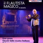 FLAUTISTA MAGICO MAGIC SOUND VARI INTRATTENIMENTI PROPOSTE SPETTACOLI