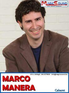 MARCO MANERA MAGIC SOUND COMICI PROPOSTE SPETTACOLI