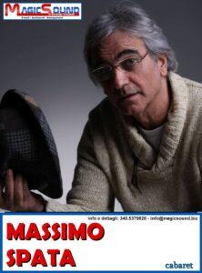 MASSIMO SPATA MAGIC SOUND COMICI PROPOSTE SPETTACOLI