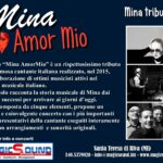 MINA AMOR MIO MAGIC SOUND COVER BAND PROPOSTE SPETTACOLI