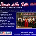 RENZO ARBORE LA BANDA DELLA NOTTE MAGIC SOUND COVER BAND PROPOSTE SPETTACOLI
