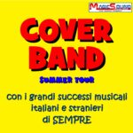 SUMMER TOUR PROMO COVER BAND MAGIC SOUND PROPOSTE SPETTACOLI