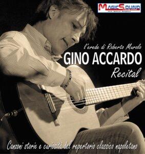 Gino Accardo magic sound di domingo crisafulli