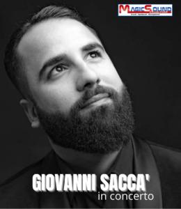 Giovanni Saccà magic sound di domingo crisafulli