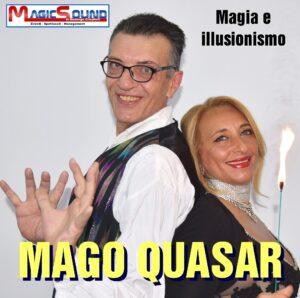 Mago Quasar magic sound di domingo crisafulli