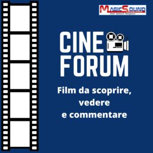 cineforum magic sound di domingo crisafulli